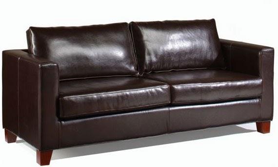 Sofas de cuero sillones futones sofas camas - Sofas de cuero ...