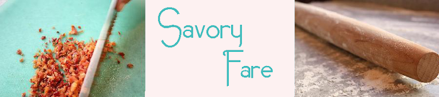 Savory Fare
