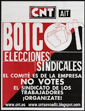 elecciones sindicales no