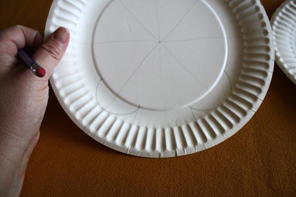 Make Paper Plate Calaveras Masks! & scrumdilly-do!: Make Paper Plate Calaveras Masks!