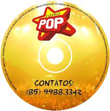 CLIQUE NO CD PARA BAIXAR AS MUSICAS DA BANDA FORRÓ POP