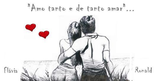 """""""Amo tanto e de tanto amar""""..."""