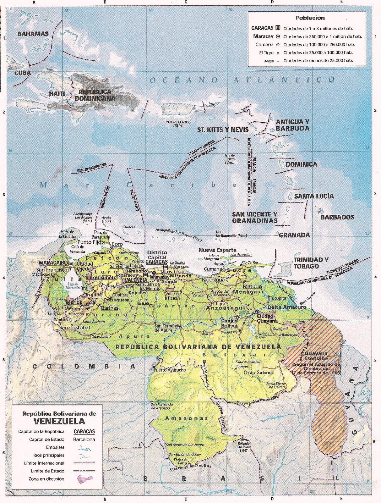 La Guayana Esequiba: La Guayana Esequiba la ONU y el Buen ...