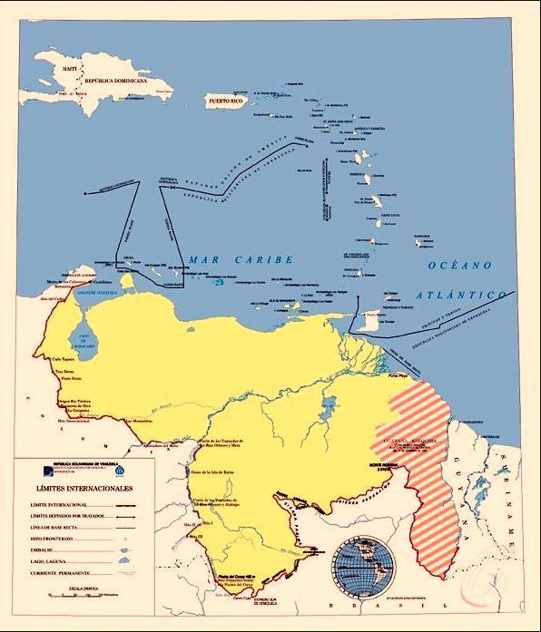 linea areas en venezuela: