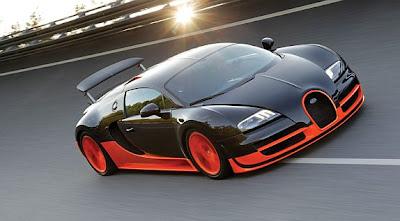 carros esportivos luxo Bugatti Veyron