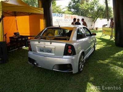 astra tuning tunados fotos opel astra Chevrolet