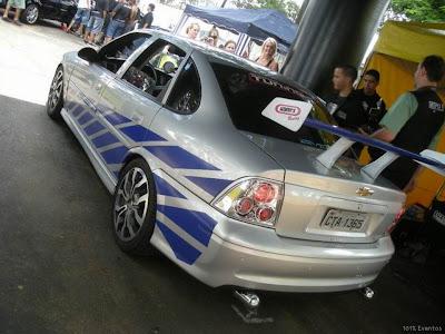 vecta tuning fotos sport corrida competição tunados Chevrolet