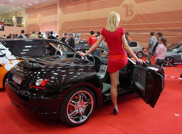 Carros E Motos Tuning Gostosas