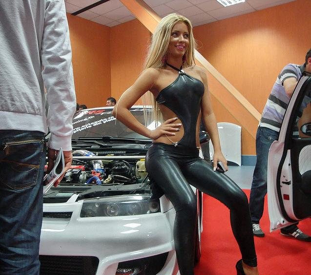 Carros E Mulheres Tunados Tuning Gostosas Girls