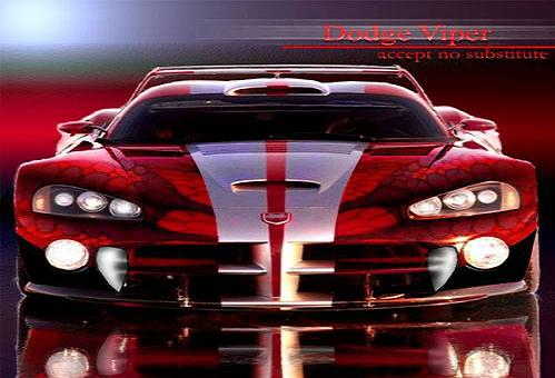 Viper Cobra on El Dodge Viper Es Un Superdeportivo Fabricado Por La Division Dodge
