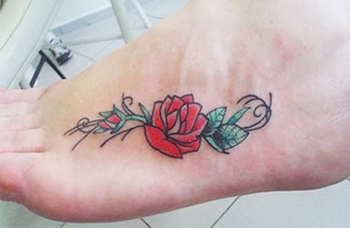 rose tribal tattoo images