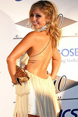 holly montag tattoo images