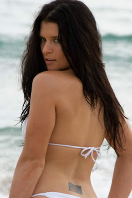 danica patrick tramp stamp tattoo design