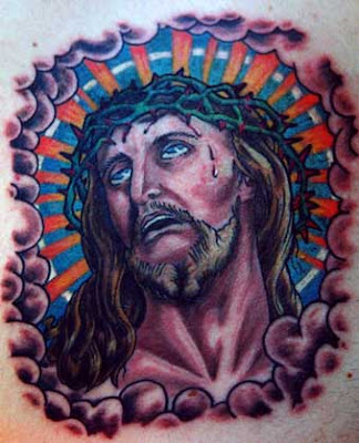Awesome Religious Tattoos