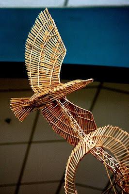 Amazing And Incredible Toothpicks Art Amazing Arts