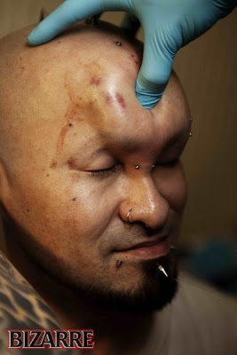 WEIRD NEWS: Strange and Weird Body Modification In Japan