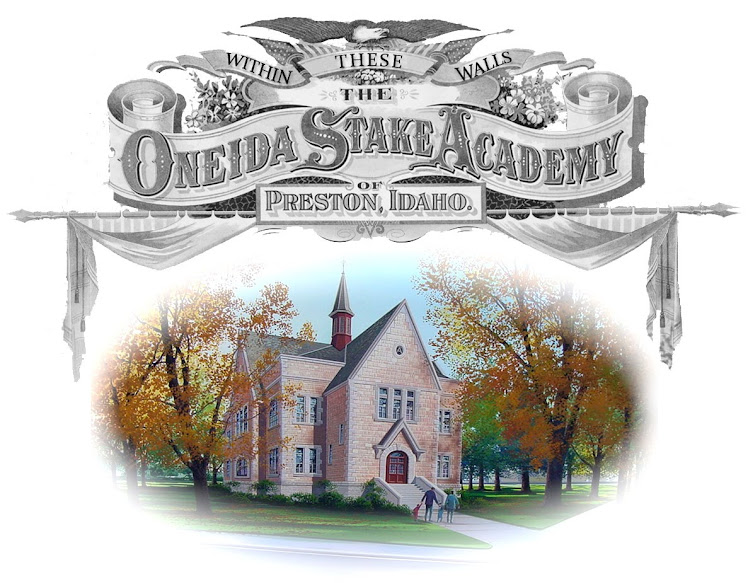 Oneida Stake Academy