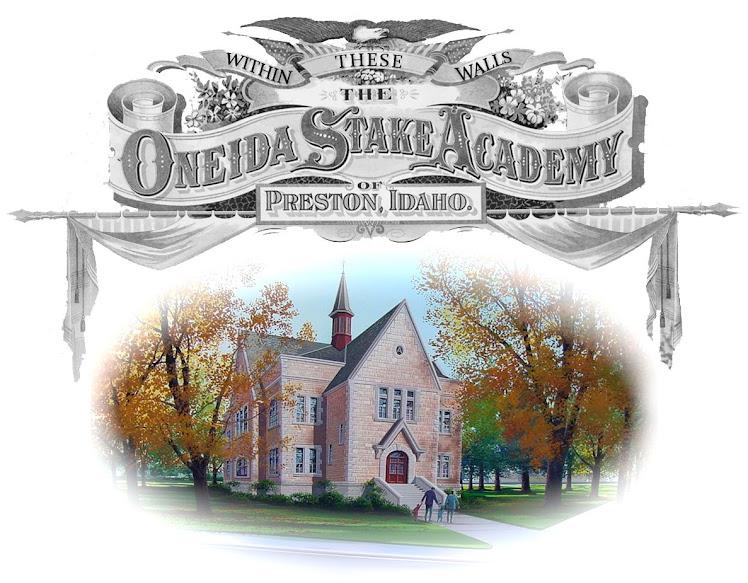 Oneida Stake Academy