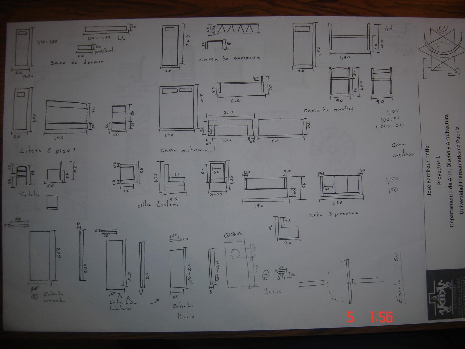 Joc proyectos 1 medidas muebles for Medidas de un mueble zapatero