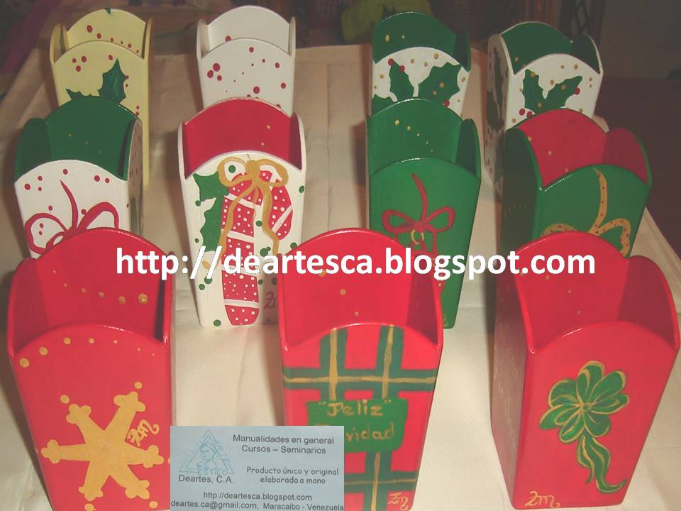 Cotillones para caramelos de aprox 10 cm de alto car - Caramelos de navidad ...