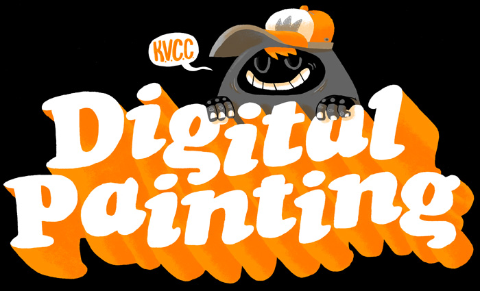KVCC Digital Painting