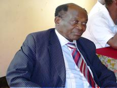 Mzee Clement Nsherenguzi