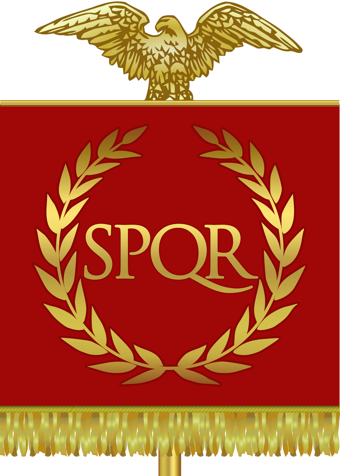 Vexilloid of the Roman Empire  from my collection Roman Legion Banners