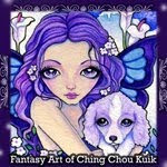 CHING CHOU KUIK'S ARTWORK