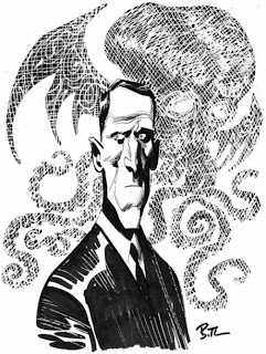 Lovecraft, par Bruce Timm