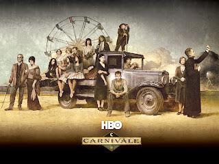 Une des affiches officielles de La caravane de l'étrange