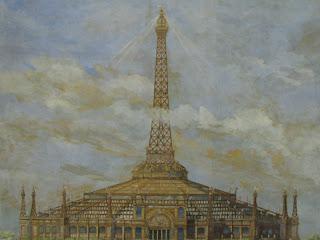 Projet pour assimiler la Tour Eiffel