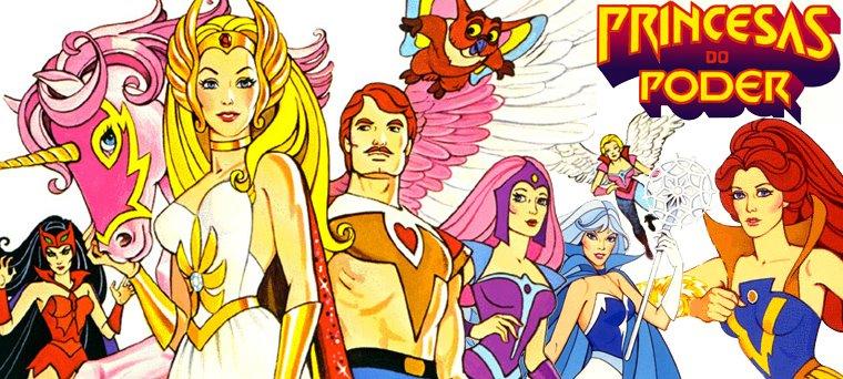 Mestres do Universo & Princesas do Poder