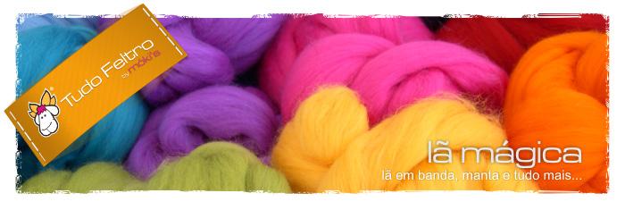 Tudo Feltro - lã mágica, lã cardada, lã penteada, workshops feltro artesanal, lã para felt