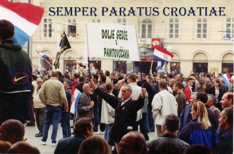 SEMPER PARATUS CROATIAE