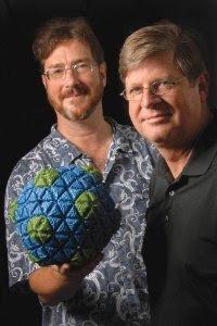 Stefan Franzen ve Steve Lommel