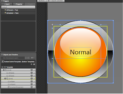 The joy of programming a cool control template for wpf button for Xaml control template