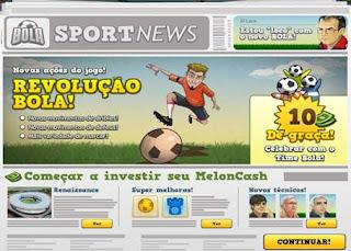 Jornal do Bola Social Soccer