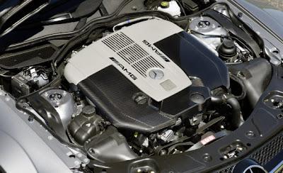 2010 Mercedes-Benz SL65 AMG Black Series Machine