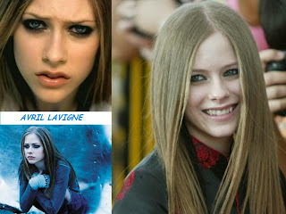 Free non watermarked wallpapers of Avril Lavigne at Fullwalls.blogspot.com