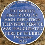 World television firsts: