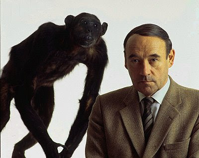 The Naked Ape is a bestseller! - Desmond Morris video