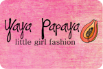 Shop Yaya Papaya at Etsy