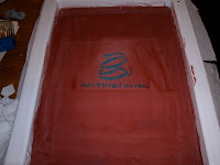 screen printing tutorial step 2
