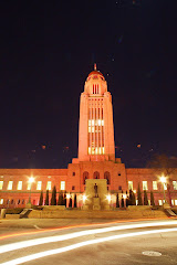 NE Capitol Goes Red