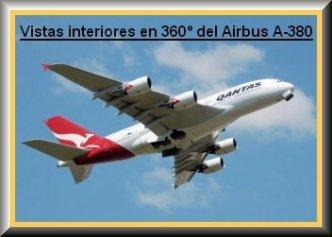 UNA ESPECIAL Y DETALLADA VISITA AL AIRBUS A-380:
