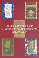 XI Encuentro de Poetas y Narradores del Dpto Constitución