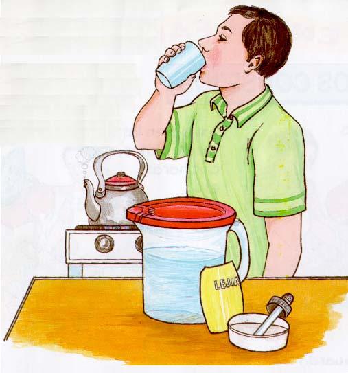 Lava bien las frutas y verduras antes de comerlas y trata de ...