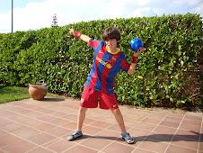 Roger = Barça Bolt