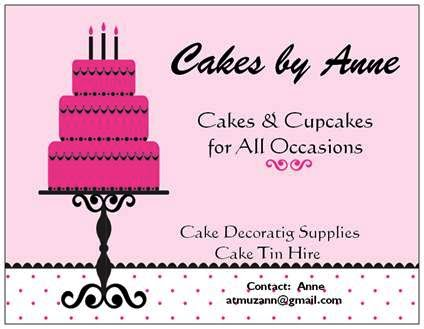 www.cakesbyanne.co.nz