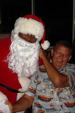 Wink & Santa